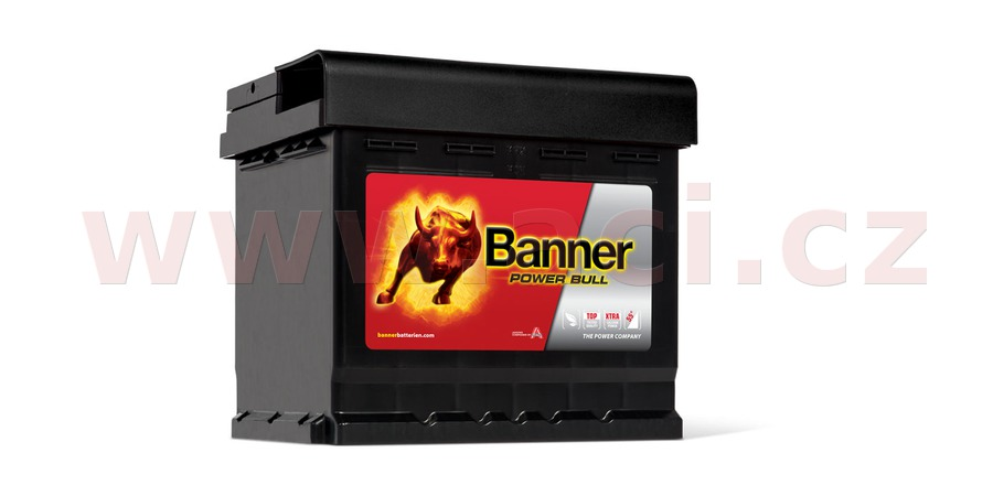 ba p5003 50ah battery 450a right banner power bull 210x175x190. Black Bedroom Furniture Sets. Home Design Ideas
