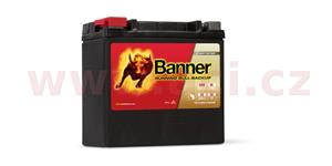 12Ah battery, 200A, right BANNER Running Bull AGM BACKUP 150x88x145