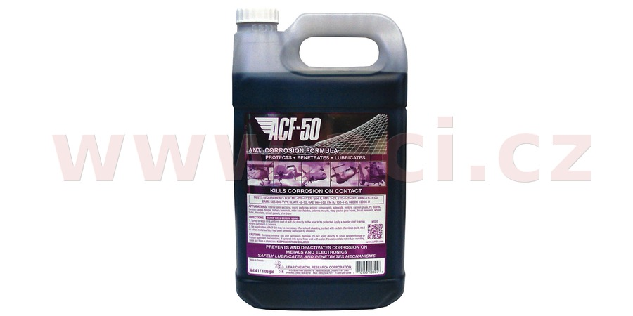 ACF-50 anticorosion lubricant and cleaner 4 l