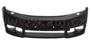 front bumper with holes for washer RS ORIGINAL