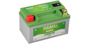 lithium battery  LiFePO4  FULBAT  12V, 4Ah, 280A, weight 0,7 kg, 150x87x93