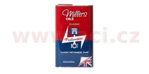 MILLERS OILS Classic Pistoneeze 20W50, engine oil 1 l