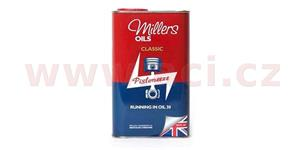 MILLERS OILS Classic Running-in Oil SAE 30, 1 l