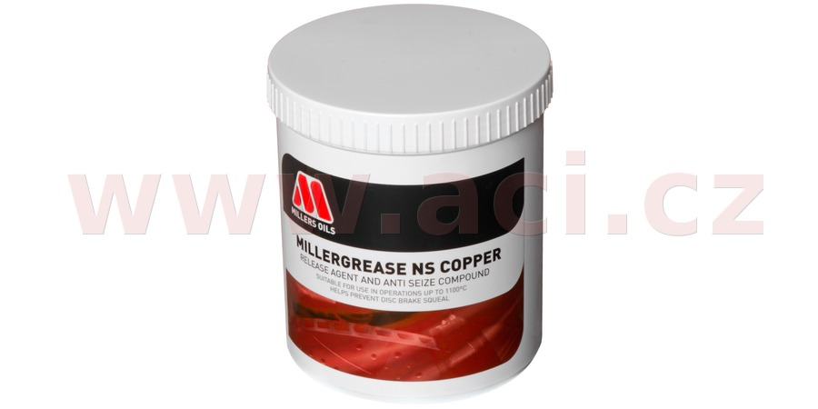 MILLERS OILS Millergrease NS Copper 500 g