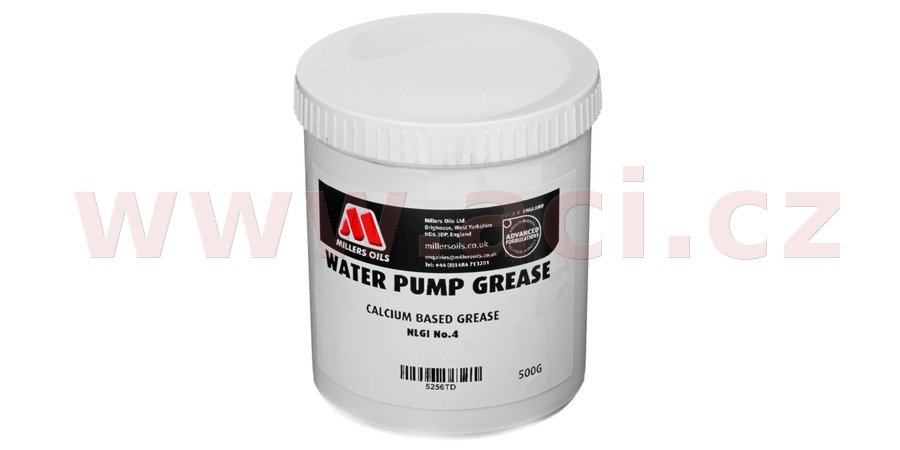 MILLERS OILS Water Pump Grease 500 g