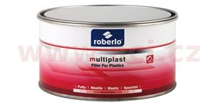 Multiplast 1l - fast drying Fast drying very flexible putty  (+1 hardener)