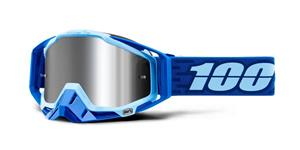 RACECRAFT PLUS (+) Goggle Rodion - Injected Silver Flash Mirror Lens