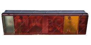 rear lamp complete with reflex-reflector TRUCK L