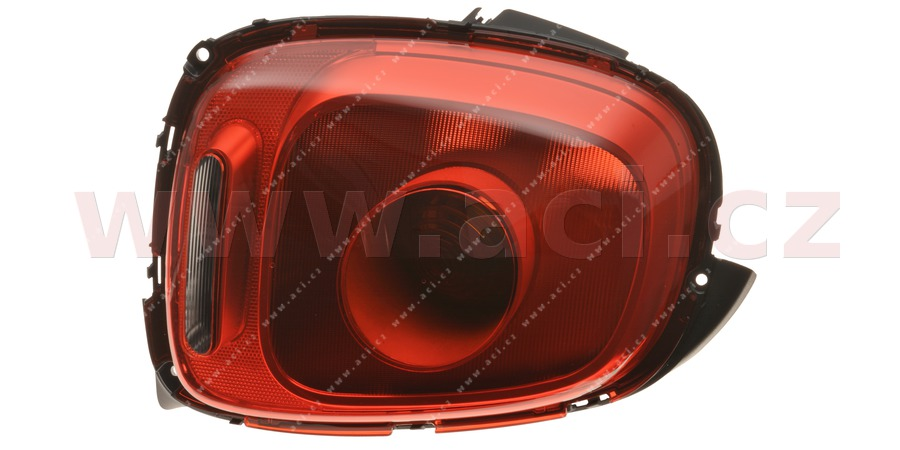 rear lamp without socket L