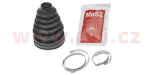 universal CV joint boot (complete kit) (small diameter 22 mm, big diameter 69 and 82 mm, lengh 138 mm)
